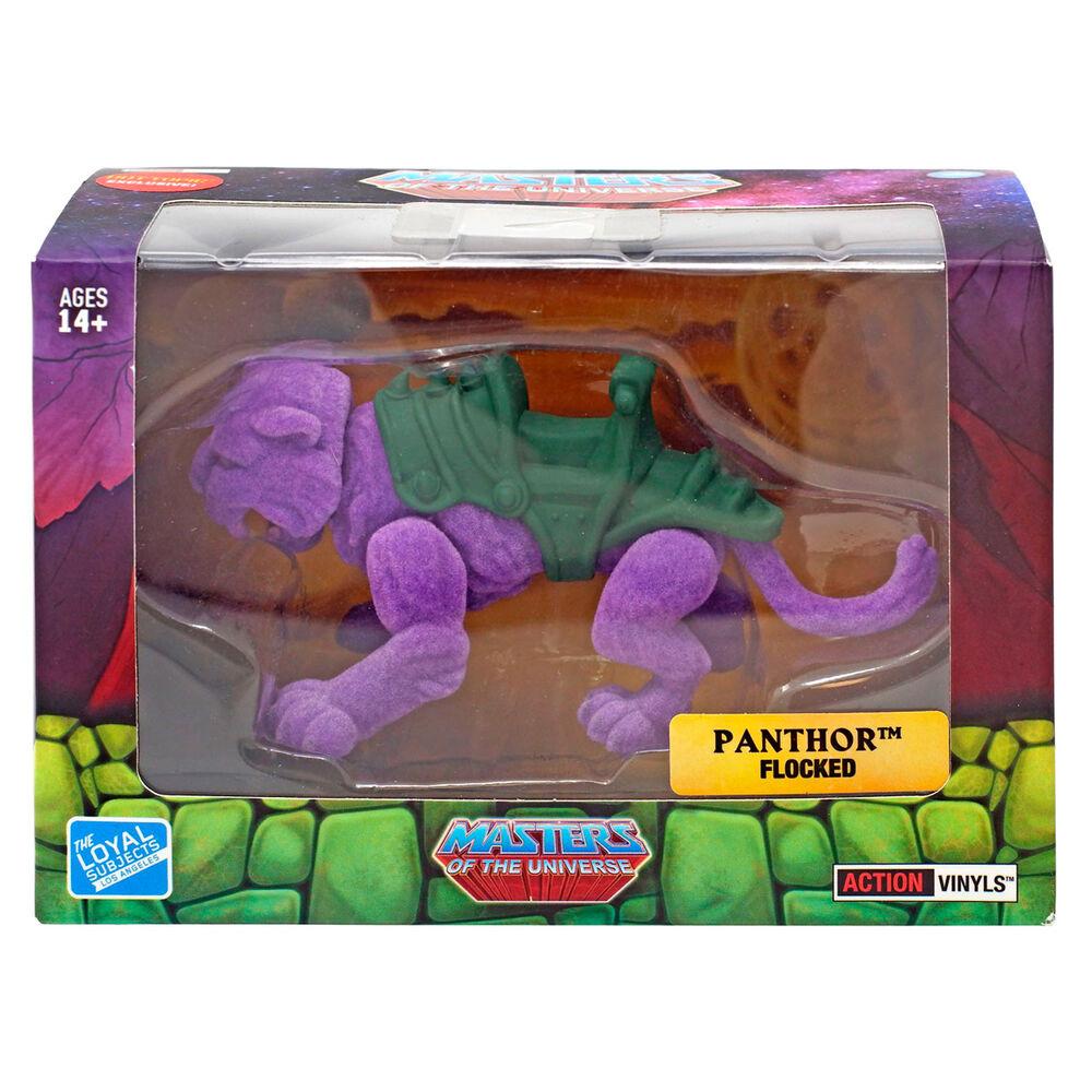 Figura Panthor Masters of the Universe Flocked 23cm 0887961979831