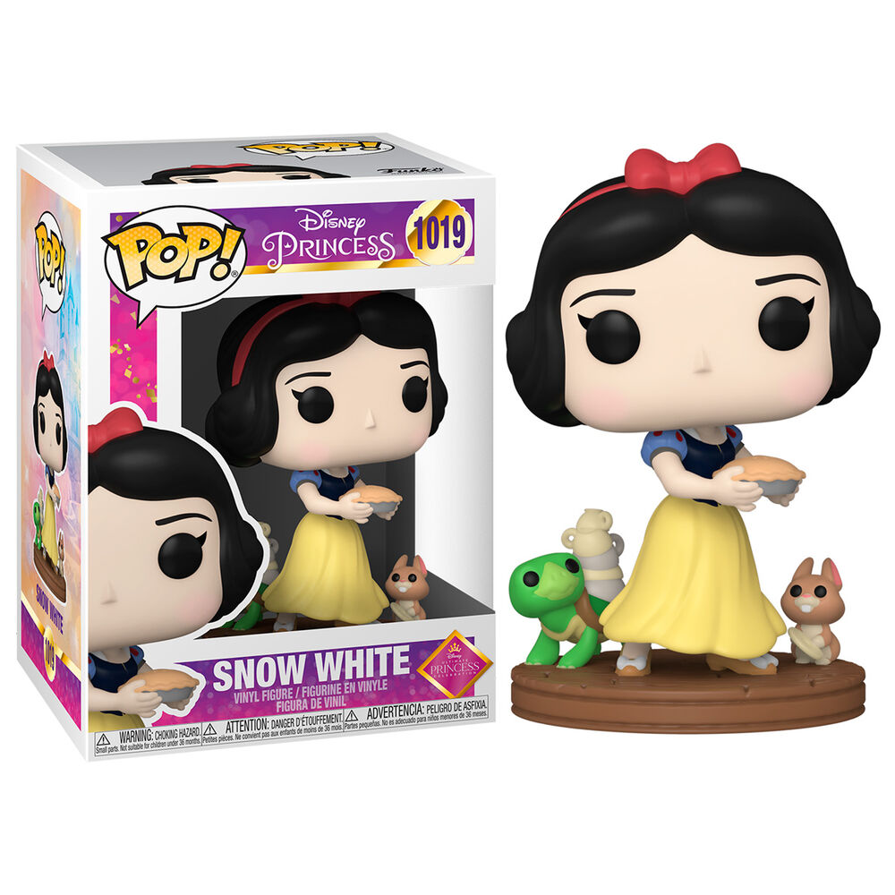 Pre-pedido Funko POP o Figura POP Disney Ultimate Princess Blancanieves