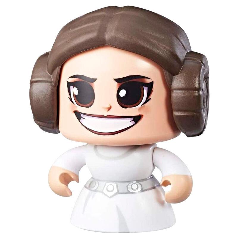 Figura Mighty Muggs Leia Star Wars 14cm 5010993455218