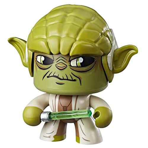 Figura Mighty Muggs Yoda Star Wars 14cm 5010993478750