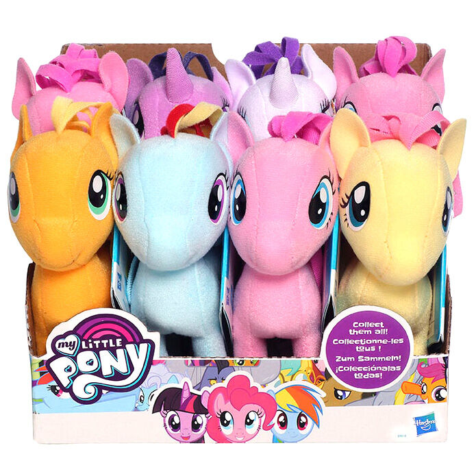 Peluche Mi Pequeño Pony  13cm surtido 05010993332977