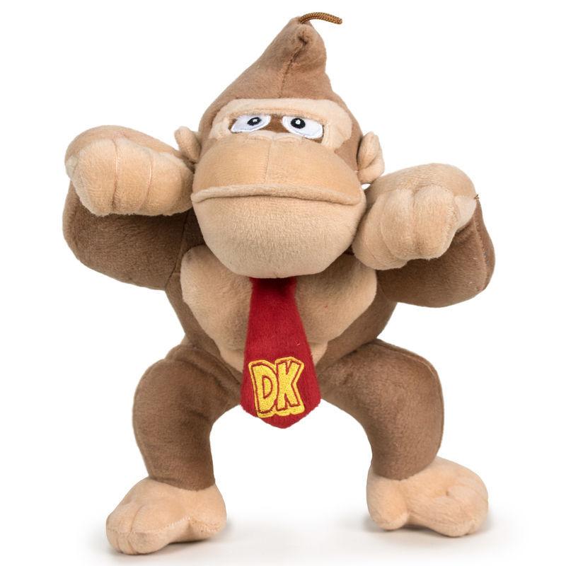 Peluche Super Mario Donkey Kong 38cm 5038104051753donkey