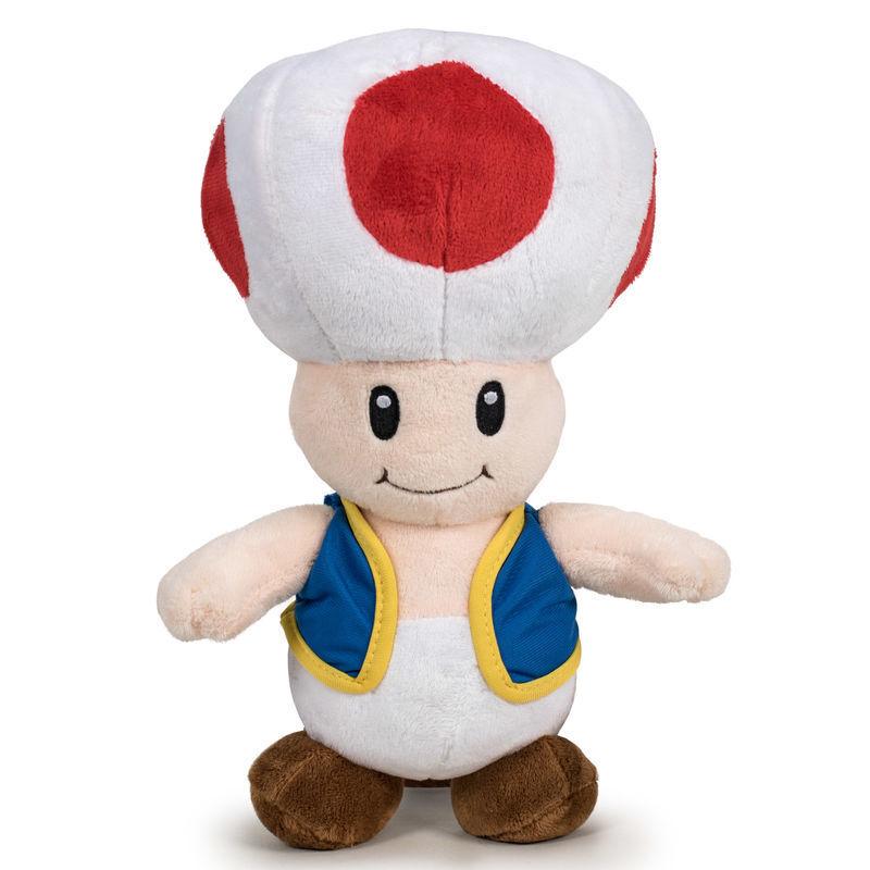 Peluche Super Mario Toad 40cm 5038104051753toad