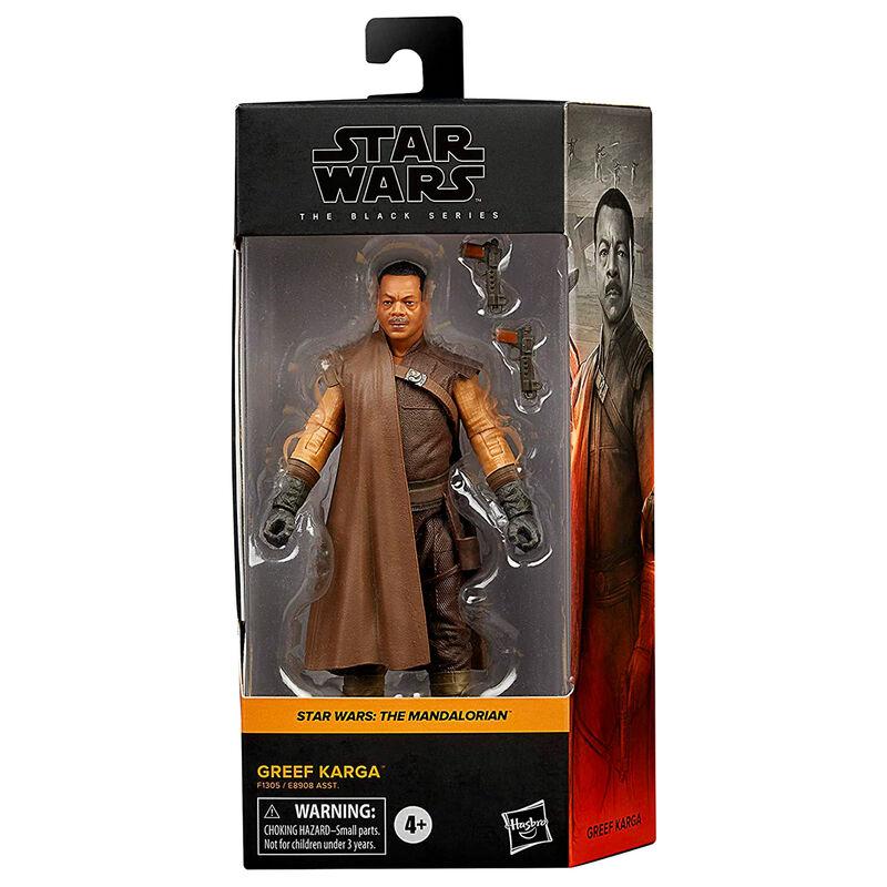Figura Greef Karga Star Wars The Mandalorian 15cm 5010993789979