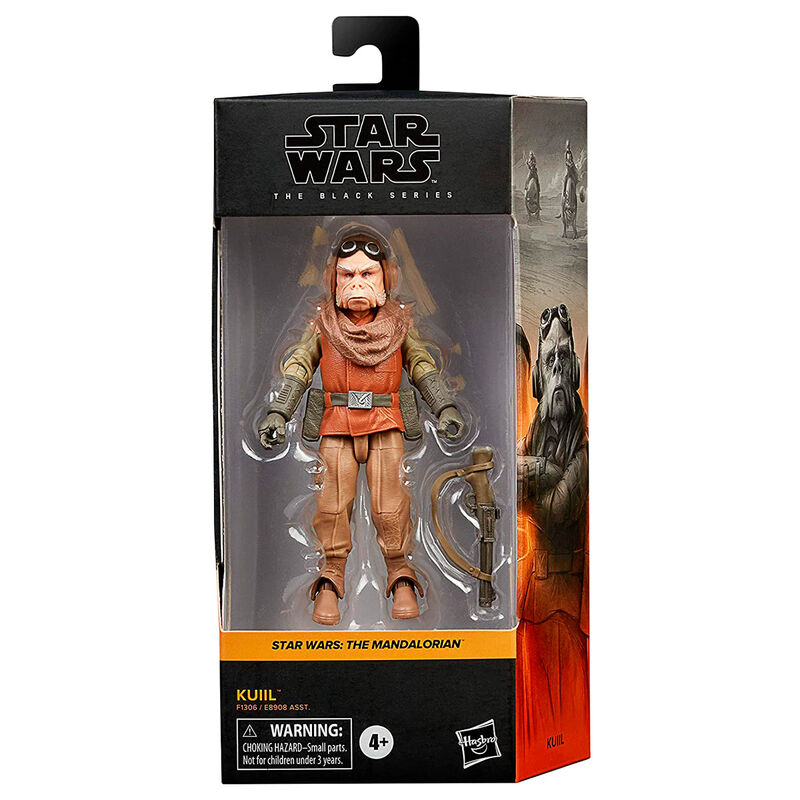Figura Kuiil Star Wars The Mandalorian 15cm 5010993789986