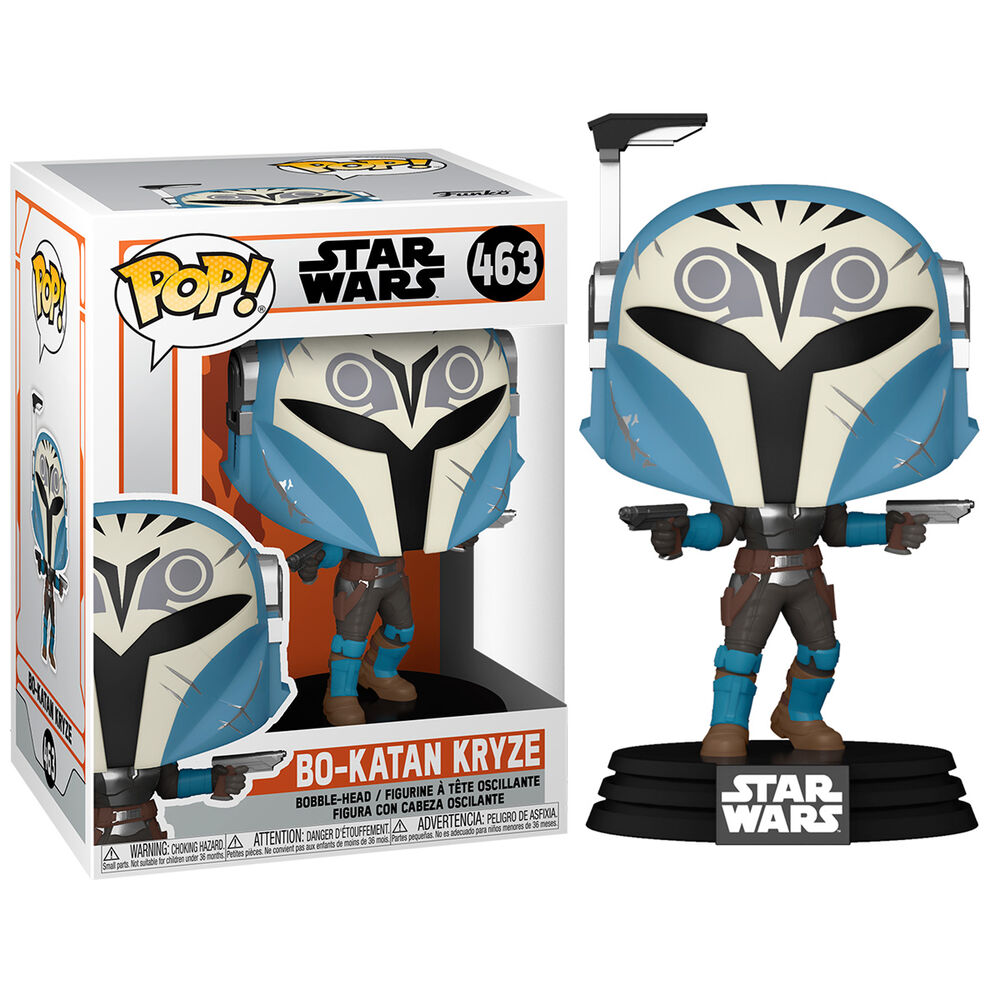 Figura POP Star Wars Mandalorian Bo-Katan 889698545235