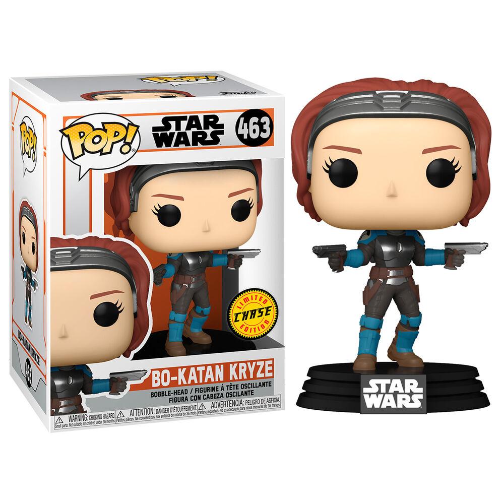 Figura POP Star Wars Mandalorian Bo-Katan Chase 889698545235Chase