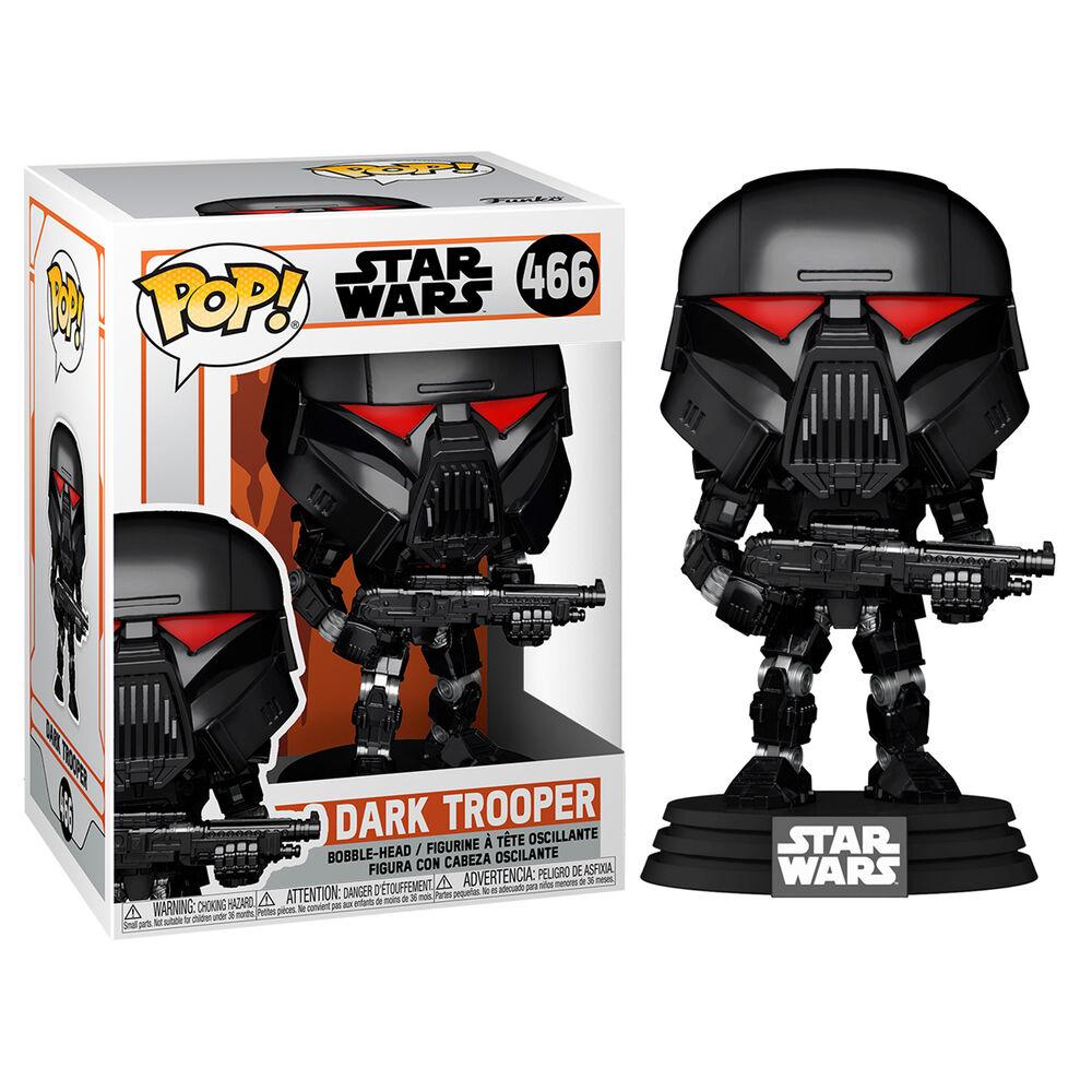 Pre-pedido Funko POP o Figura POP Star Wars Mandalorian Dark Trooper Battle
