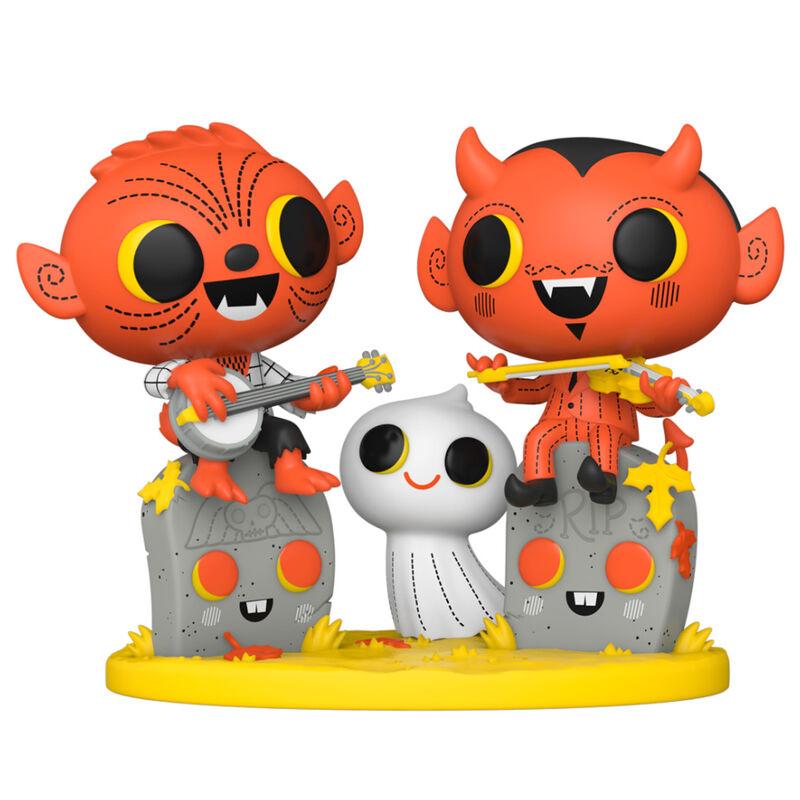 Pre-pedido Funko POP o Figura POP Boo Hollow Serie 2 Graveyard