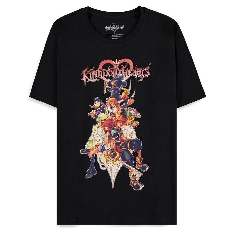 Camiseta Kingdom Family Kingdom Hearts Disney 8718526352726