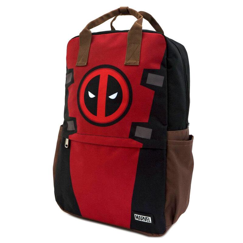 Mochila Deadpool Marvel Loungefly 44cm 671803306844