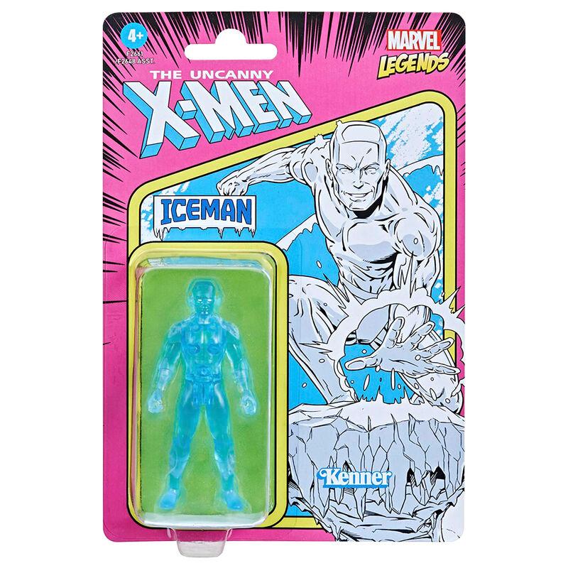 Figura Iceman X-Men Marvel 9,5cm 5010993848898