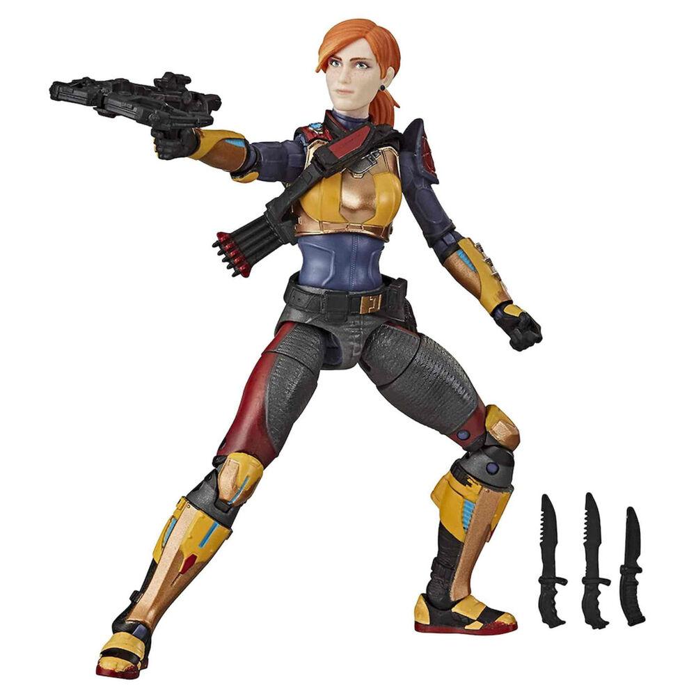 Figura Scarlett G.I. Joe Classified Series 15cm 5010993931484