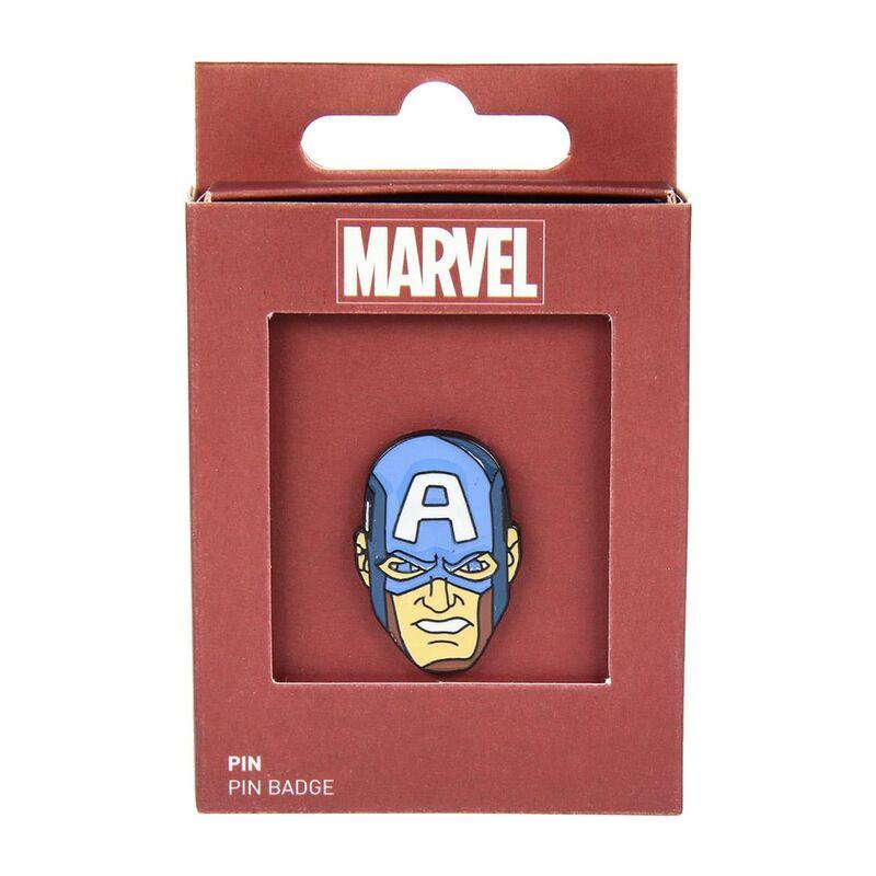 Pin metal Capitan America Vengadores Avengers Marvel 8427934285280