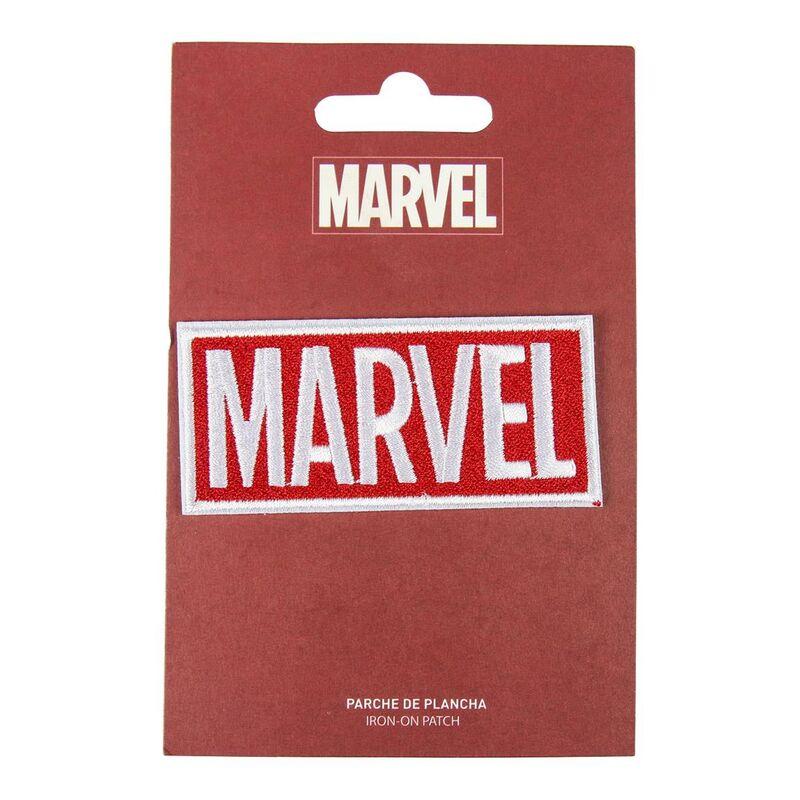 Parche Logo Marvel 8427934286027