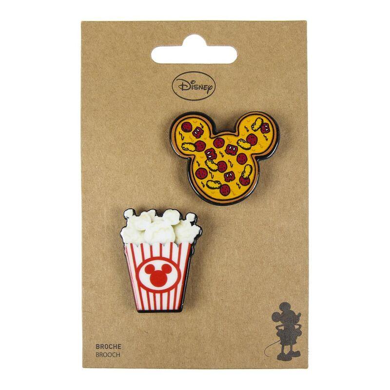 Set 2 broches Mickey Disney 8427934286409