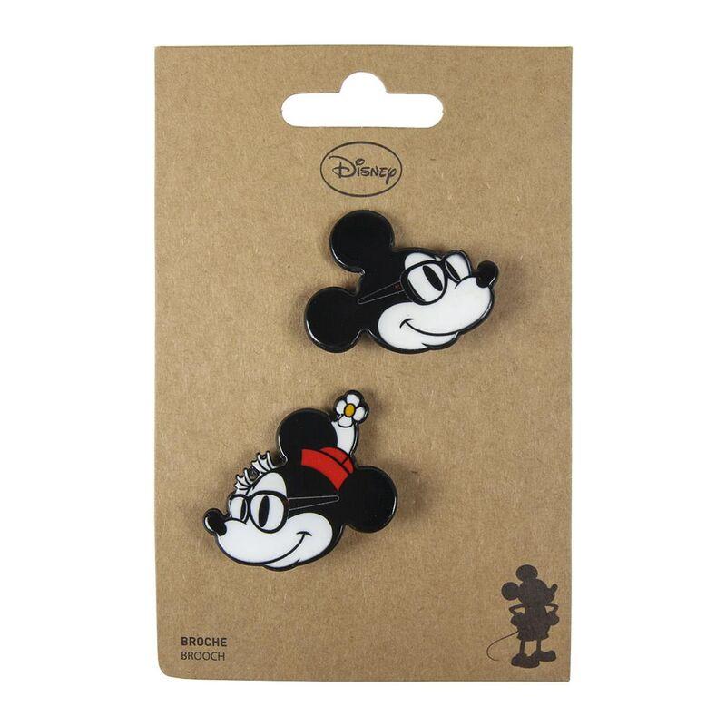Set 2 broches Minnie Disney 8427934286461