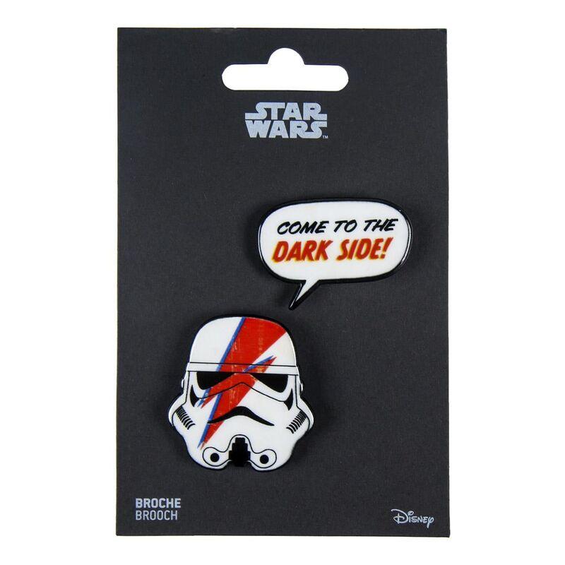 Set 2 broches Stormtrooper Star Wars 8427934286607