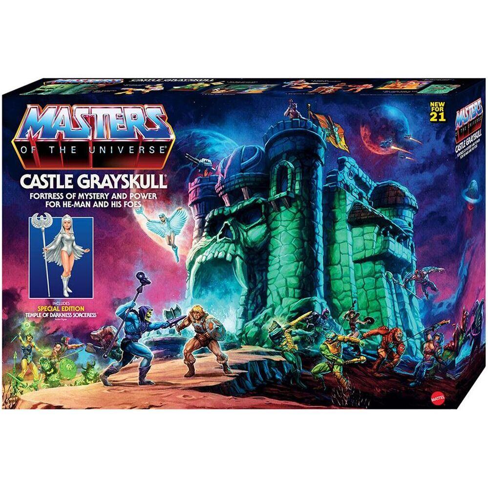 Castillo de Grayskull Masters of the Universe Origins 00887961960242