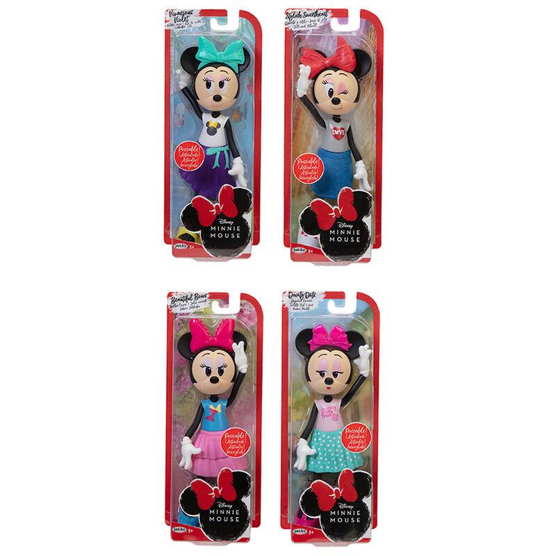 Muñeca Minnie Mouse Fashion Disney 25cm surtido 214114