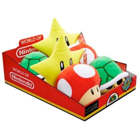 Peluche interactivo Super Mario Nintendo surtido 192995401402