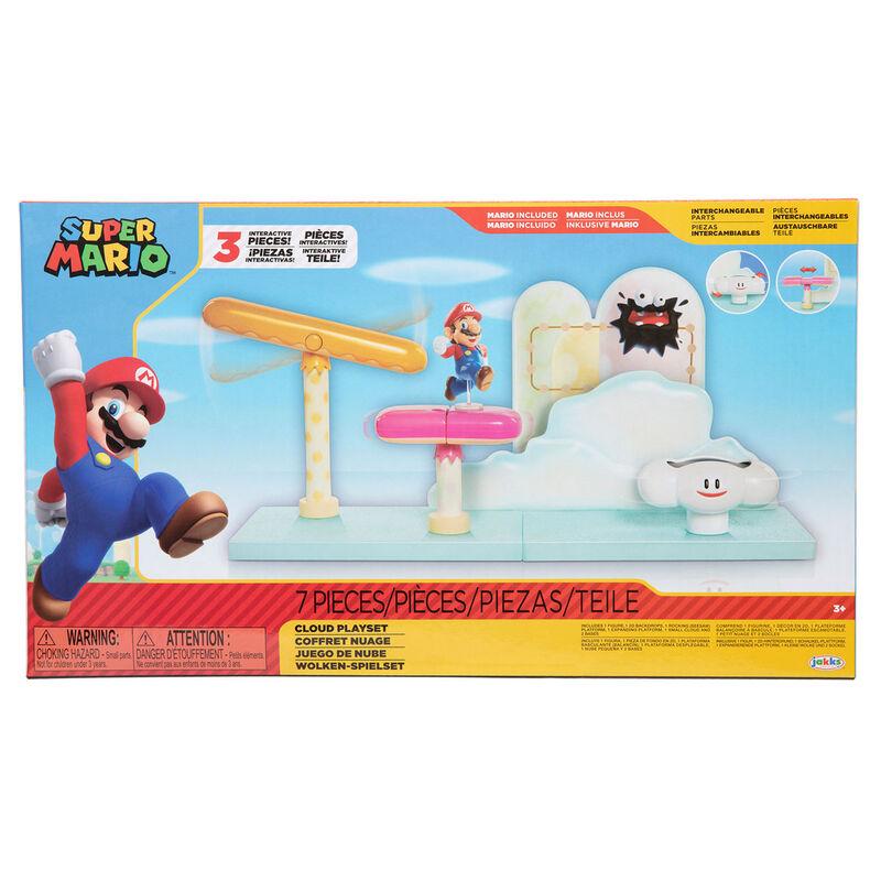 Playset Nube Super Mario Nintendo 192995402003