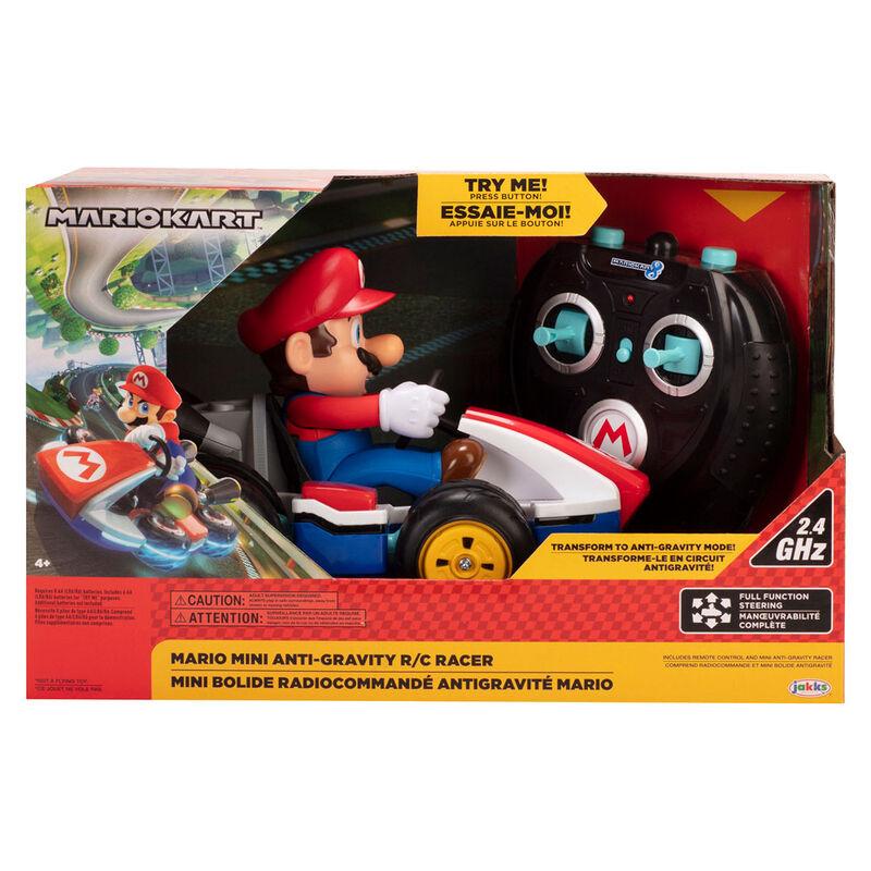 Coche Mini RC Racer Mario Kart Nintendo radio control 39897024974