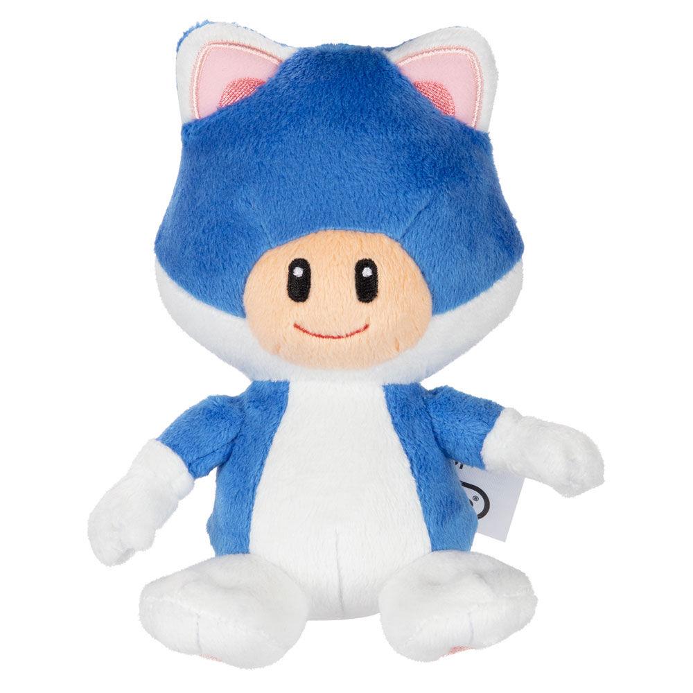 Peluche Toad Felino Super Mario Nintendo 39897887951
