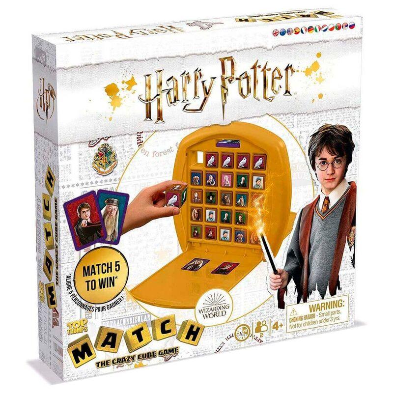 Juego Harry Potter Top Trumps Match 5036905038034