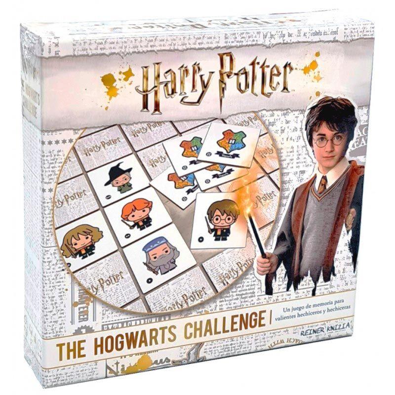 Juego Hogwarts Challenge Harry Potter 7290018300480