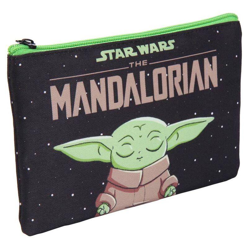 Neceser Yoda the Child Mandalorian Star Wars Disney 8445484013481