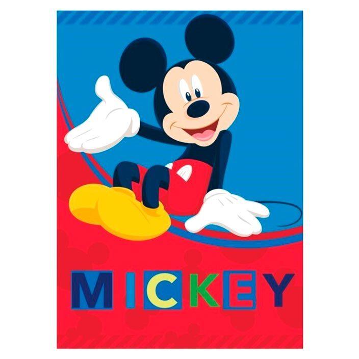 Manta polar Mickey Disney 5407007980994
