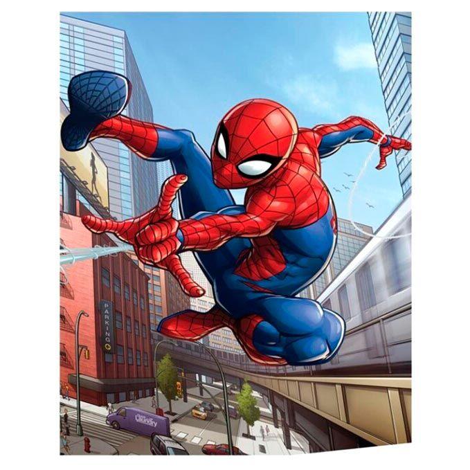 Manta polar Spiderman Marvel 5404007984939