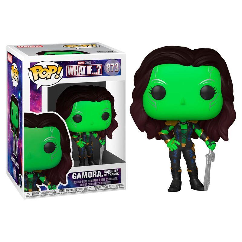 Funko POP o Figura POP Marvel What If Gamora
