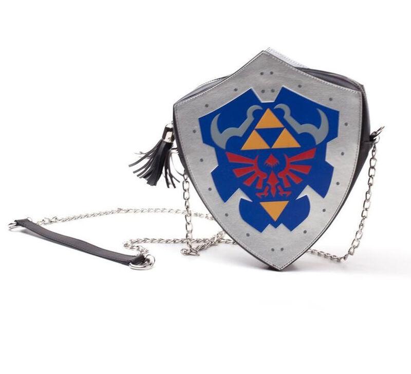 Bolso Escudo digital Zelda Nintendo 8718526097191