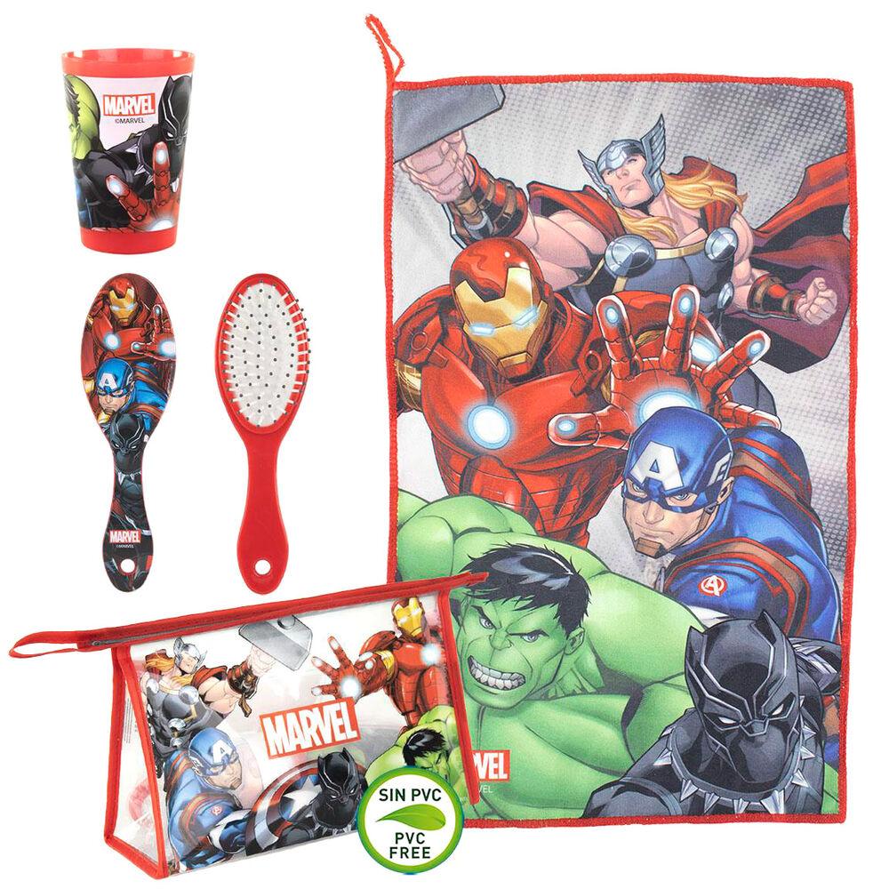 Neceser Vengadores Avengers Marvel 8427934538263