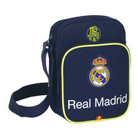 Bandolera Real Madrid Navy Blue peque�a