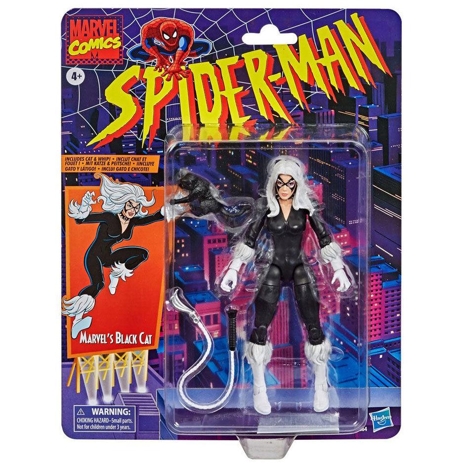 Figura Black Cat Spiderman Marvel 15cm 5010993767335