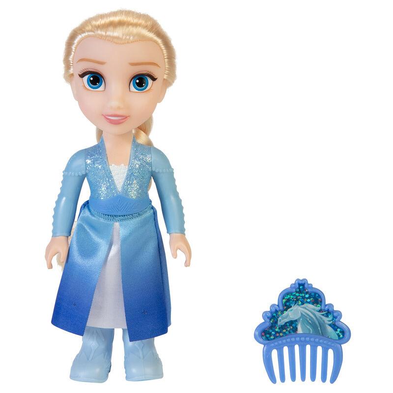 Muñeca Petite Elsa Frozen 2 Disney 15cm 192995211360Elsa