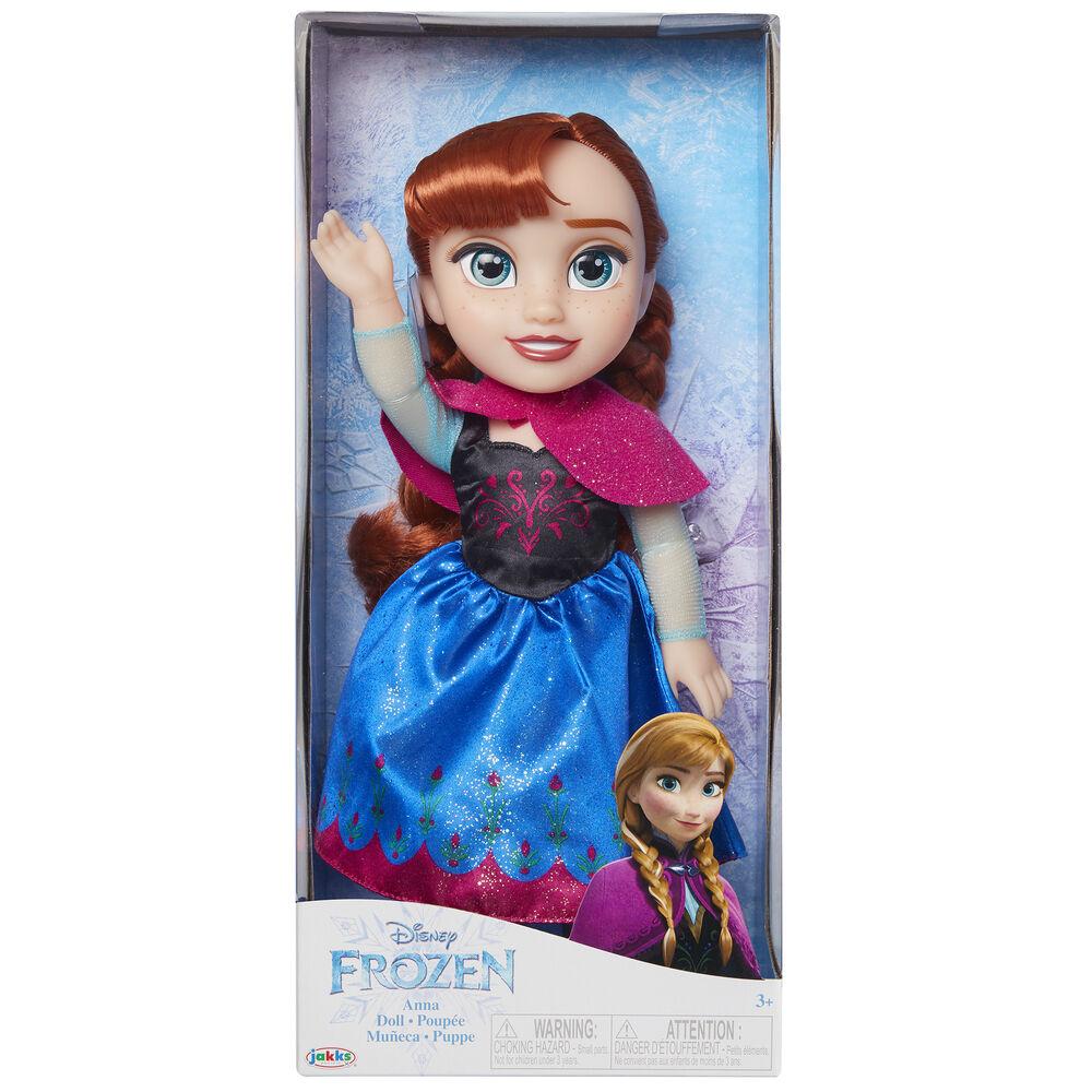Muñeca Anna Frozen Disney 38cm 192995204348