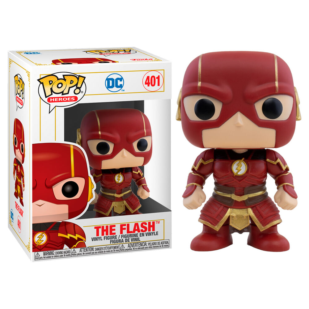 Figura POP DC Comics Imperial Palace The Flash 889698524322