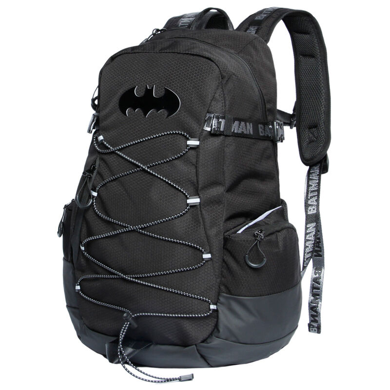 Mochila Batman DC Comics adaptable 48cm 8445118026931