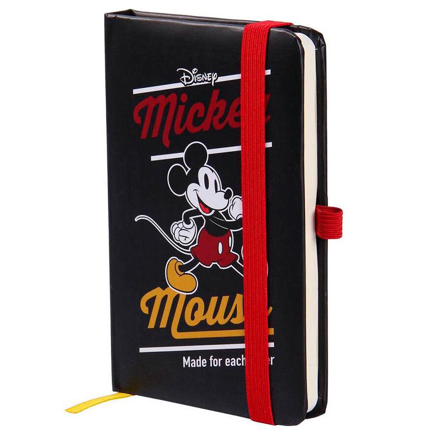 Cuaderno A5 Mickey Disney