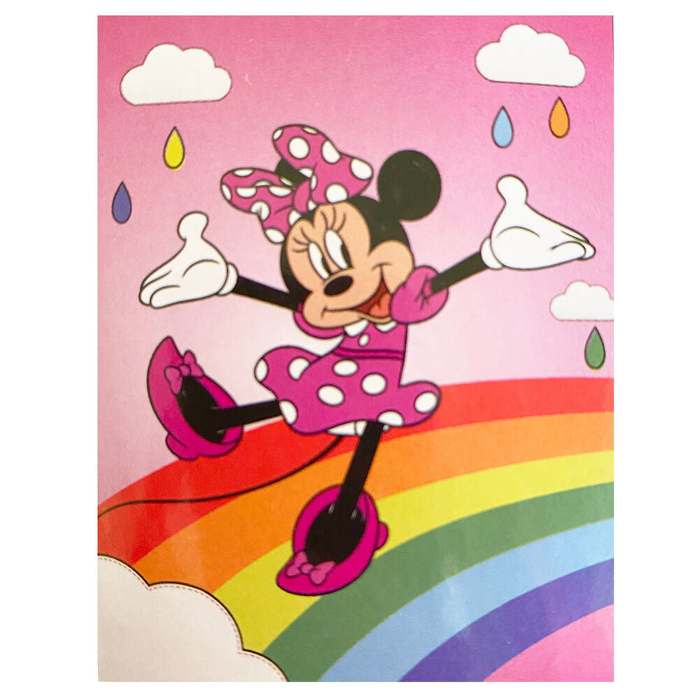 Manta polar Minnie Disney 5404007984946