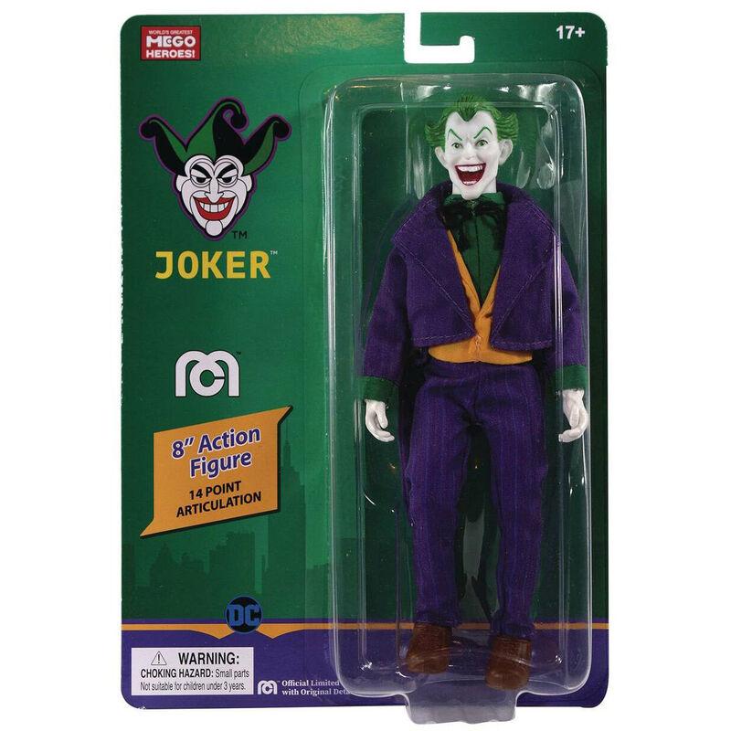 Figura Joker DC Comics 20cm 850025246651