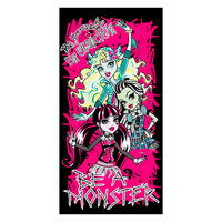 Toalla Monster High Be a Monster