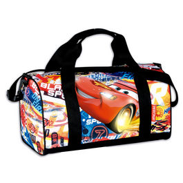 Bolsa deporte Cars Disney Shoot 40cm