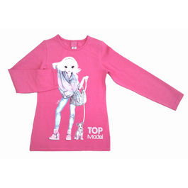 Camiseta Top Model Dog