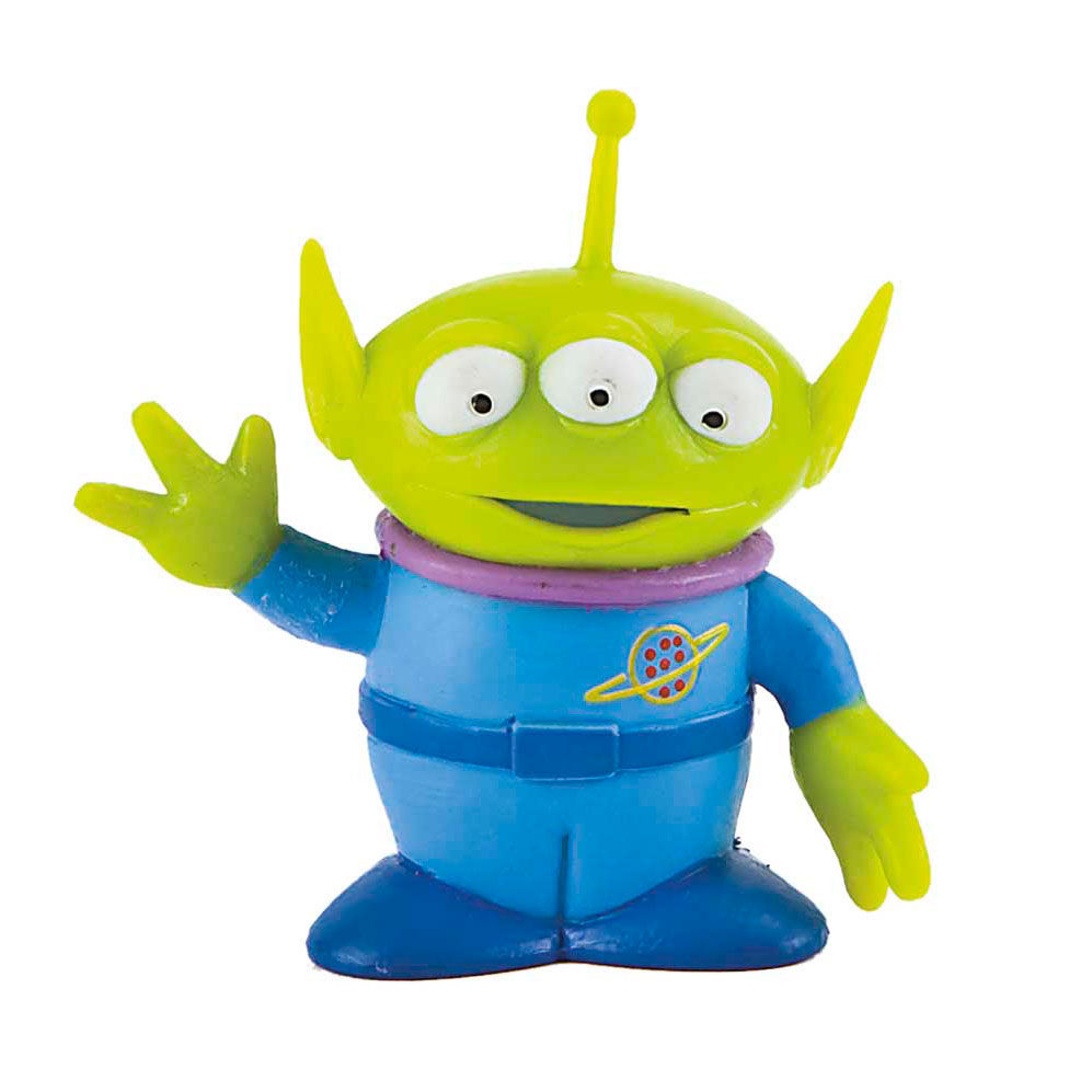 Figura Alien Toy Story Disney 4007176127650