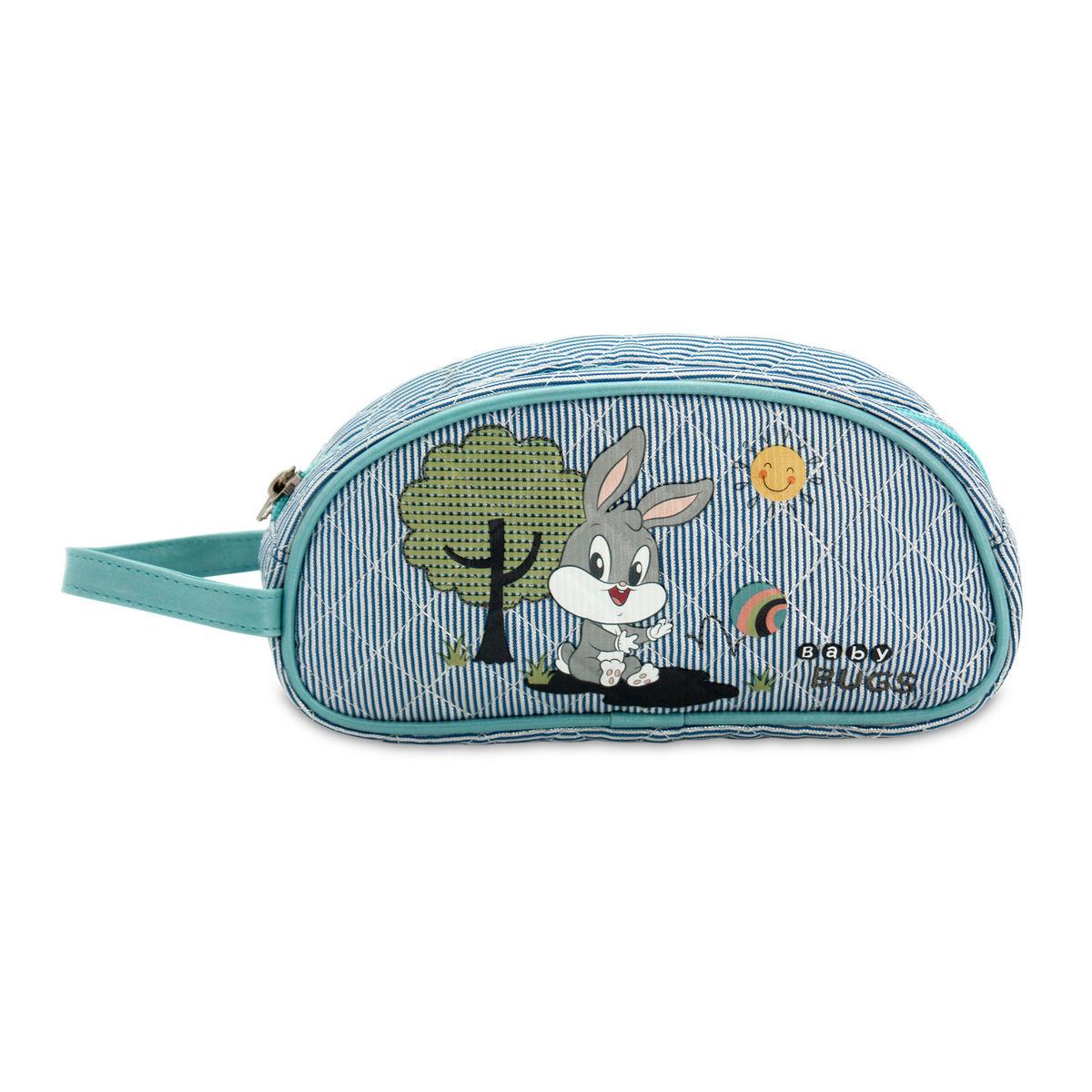 Neceser portatodo baby Looney Tunes azul